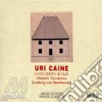 CONCERTO KOLN/Diabelli Variations cd musicale di CAINE URI