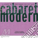 Cabaret modern-night at magic mirror cd musicale di Artisti Vari