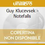 NOTEFALLS cd musicale di Klucevsek g./bern a.