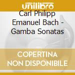 Ghielmi,lorenzo/ghie - Bach,c.p.e. cd musicale di Lorenzo&vitt Ghielmi