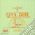 THE CLASSICAL VARIATIONS cd musicale di CAINE URI