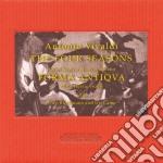 The four seasons cd musicale di Antiqva Forma