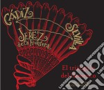 El triangulo del flamenco (2cd) cd musicale di Artisti Vari