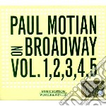 Paul Motian - On Broadway Vol.1-5 cd musicale di Paul Motian
