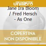 As one cd musicale di Bloom j.i./hersch f.