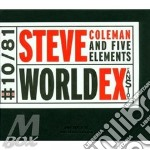 World expansion cd musicale di Steve Coleman