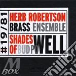 Shades of bud powell cd musicale di Herb Robertson