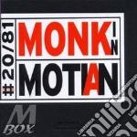 Monk in motian cd musicale di Paul Motian