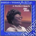 A perfect match cd musicale di Fitzgerald/basie