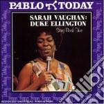 DUKE ELLINGTON SONGBOOK 2 cd musicale di Sarah Vaughan