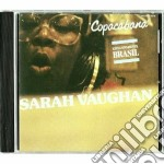 Copacabana cd musicale di Sarah Vaughan