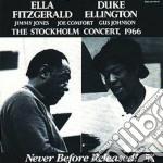 Never before cd musicale di FITGERALD ELLA-DUKE ELLINGTON
