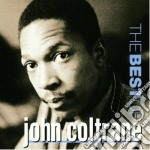 THE BEST OF JOHN COLTRANE cd musicale di John Coltrane