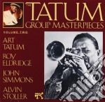 Tatum group masterp. vol.2 cd musicale di Tatum/eldridge/simmo