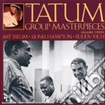 Tatum group masterp. vol.3 cd musicale di Tatum/hampton