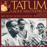 Tatum group masterp. vol.4 cd musicale di Tatum/hampton