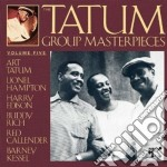 Tatum Group Masterpieces Vol. 5 cd musicale di Tatum/hampton