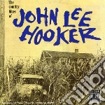 THE COUNTRY BLUES OF cd musicale di HOOKER JOHN LEE