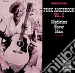 Medicine show man cd musicale di Pink Anderson