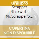 Mr.scrapper's blues - cd musicale