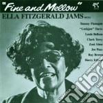 FINE AND MELLOW cd musicale di Ella Fitzgerald