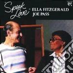 SPEAK LOVE cd musicale di FITZGERRALD/PASS