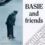 BASIE AND FRIENDS cd musicale di Count Basie
