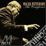 THE COMPOSER cd musicale di Oscar Peterson