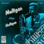 Mulligan play m. 06 cd musicale di Gerry Mulligan
