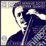 Debut parities, vol. 1 cd musicale di Mingus/knepper