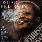 LIVE AT THE NORTHSEA JAZZ cd musicale di Oscar Peterson