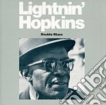Double blues cd musicale di Lightnin' Hopkins