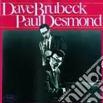 Dave brubeck/paul desmond cd musicale di Brubeck/desmond