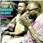 Backwater blues - terry sonny mcghee brownie cd musicale