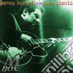 KENNY BURRELL AND THE JAZZ cd musicale di Kenny Burrell
