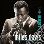 THE BEST OF MILES DAVIS cd musicale di Miles Davis