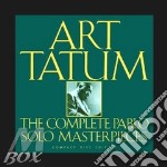 Pablo solo masterpieces cd musicale di Art tatum (7 cd)