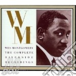The complete riverside... - montgomery wes cd musicale di Wes montgomery (12 cd)
