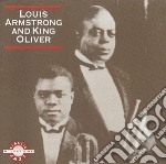 AND KING OLIVER cd musicale di Armstrong/oliver