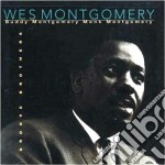 Groove brothers cd musicale di Wes Montgomery