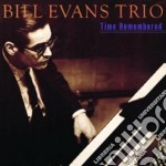 Bill Evans - Time Remembered cd musicale di Bill Evans