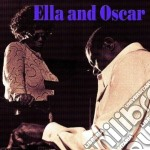 ELLA AND OSCAR cd musicale di FITZGERALD ELLA-OSCAR PETERSON
