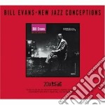 Bill Evans - New Jazz Conceptions cd musicale di Bill Evans