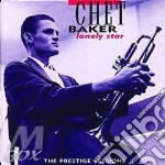 LONELY STAR cd musicale di Chet Baker