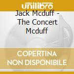The concert mcduff cd musicale