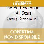 All stars swing sessions cd musicale