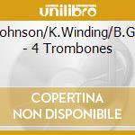 4 trombones cd musicale