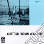 Clifford brown memorial cd musicale di Clifford Brown