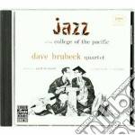 JAZZ AT THE COLLEGE OF THE cd musicale di Dave Brubeck