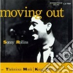 Moving out cd musicale di Sonny Rollins